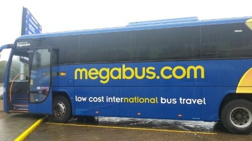 Megabus – A Cheap Alternative