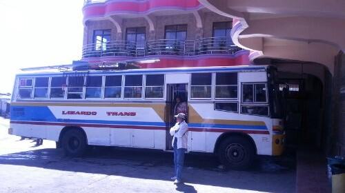 Baguio to Sagada