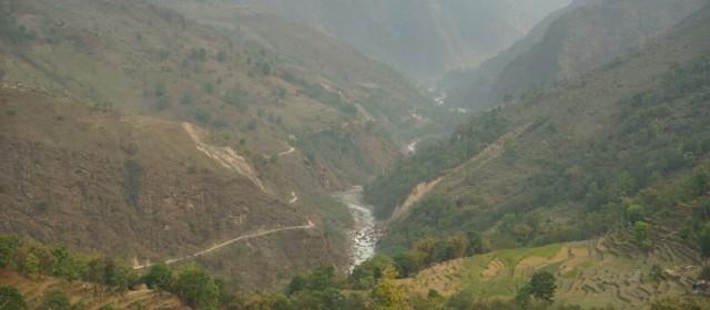 Annapurna Circuit: Day 2 – Bahundanda to Chamje