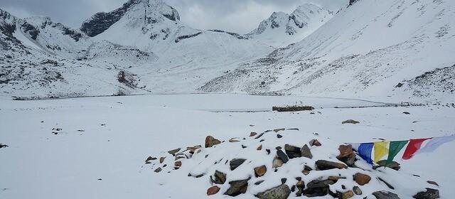 Annapurna Circuit: Day 7 –  Manang & Ice Lake