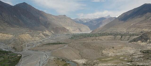 Annapurna Circuit: Day 13 – Kagbeni to Marpha